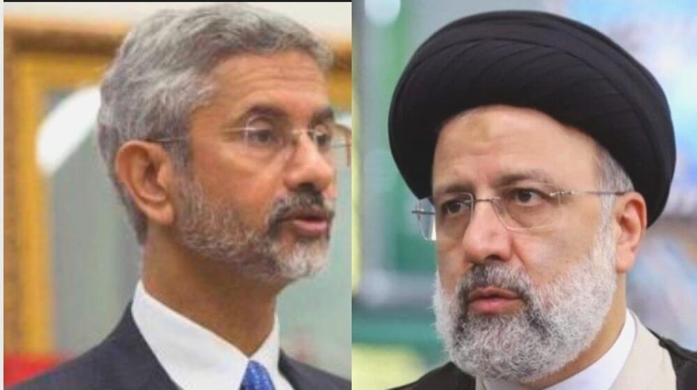 भारत की डिप्लोमेसी का मास्टरस्ट्रोक,ईरान के नए राष्ट्रपति से मिलने पहुँचे भारतीय विदेश मंत्री एस जयशंकर
