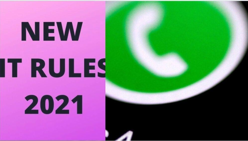 नई IT नियमों का दिखने लगा असर,Whatsapp नें एक महीन में बैन किये 20 लाख से भी अधिक अकाउंट्स