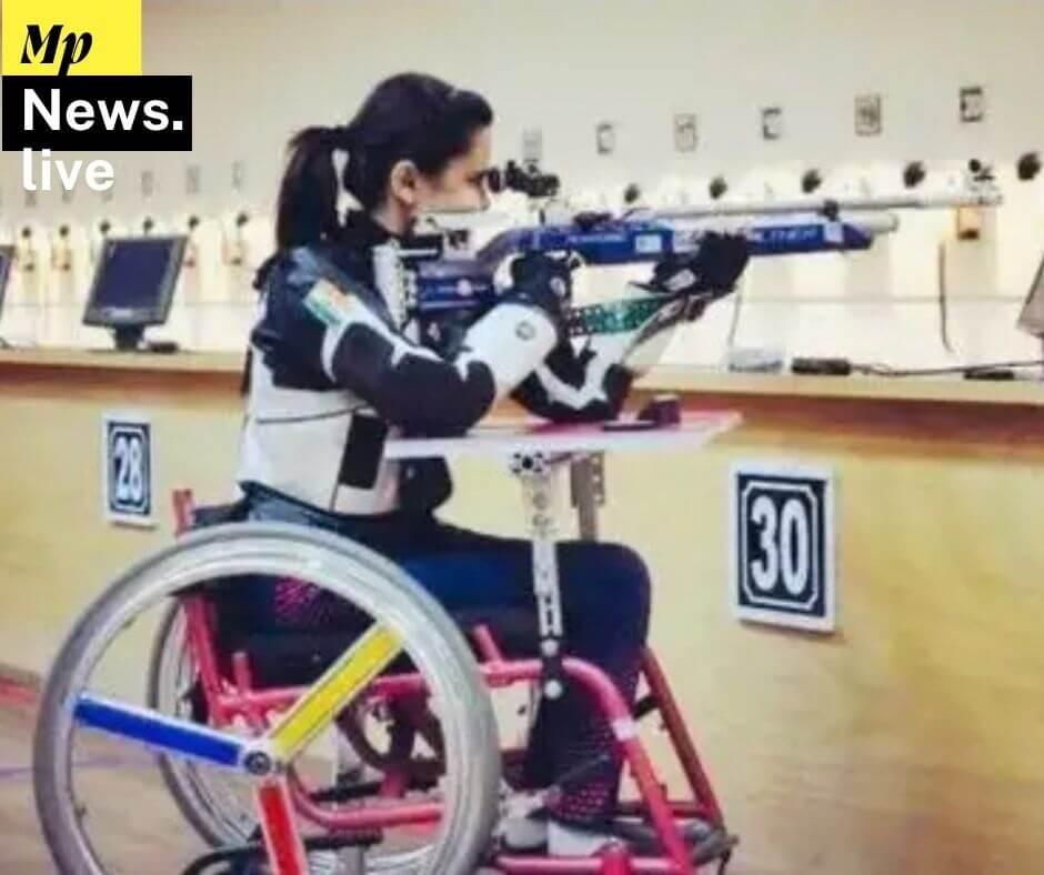 Tokyo Paralympics: अवनि लेखारा ने निशानेबाजी स्पर्धा में जीता स्वर्ण पदक